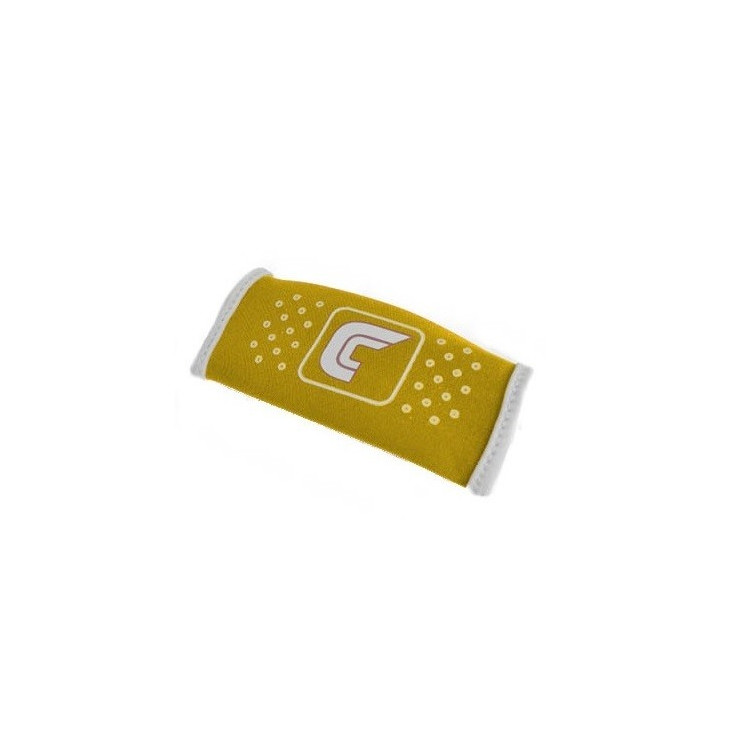 Chin Strap Cover Cutters Gold