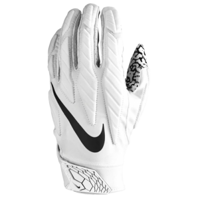 Nike Superbad 5.0 WHITE - Football Gloves