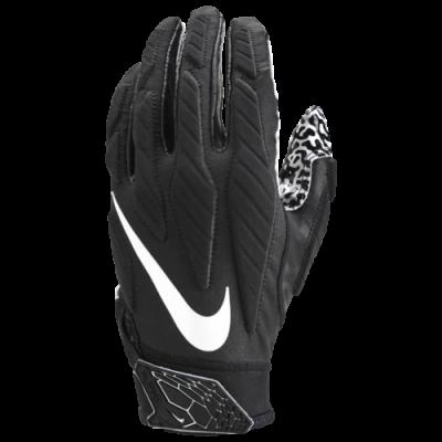 Nike Superbad CZARNE - Rękawiczki futbolowe