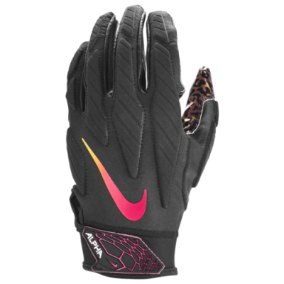 Nike Superbad 5.0 Black-neon - Football Gloves