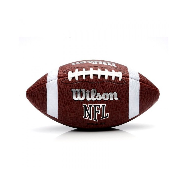 PILKA FUTBOLOWA Wilson NFL JR BIN  XB