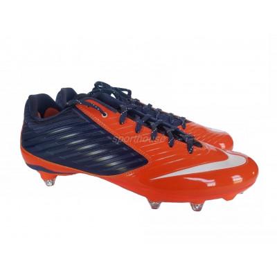 Nike Vapor Speed Low TD Navy/Orange Buty Futbolowe