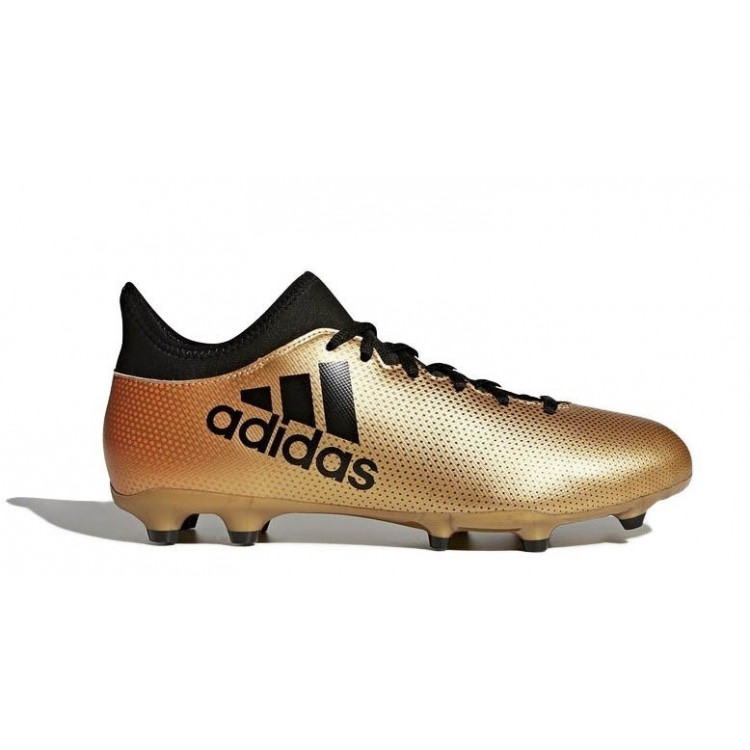 Adidas X 17.3 (US 12.5) FIRM GROUND CLEATS
