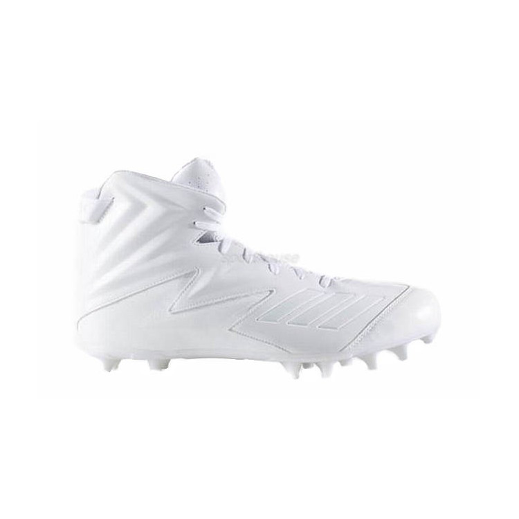 Adidas Freak High Wide White Football Cleats