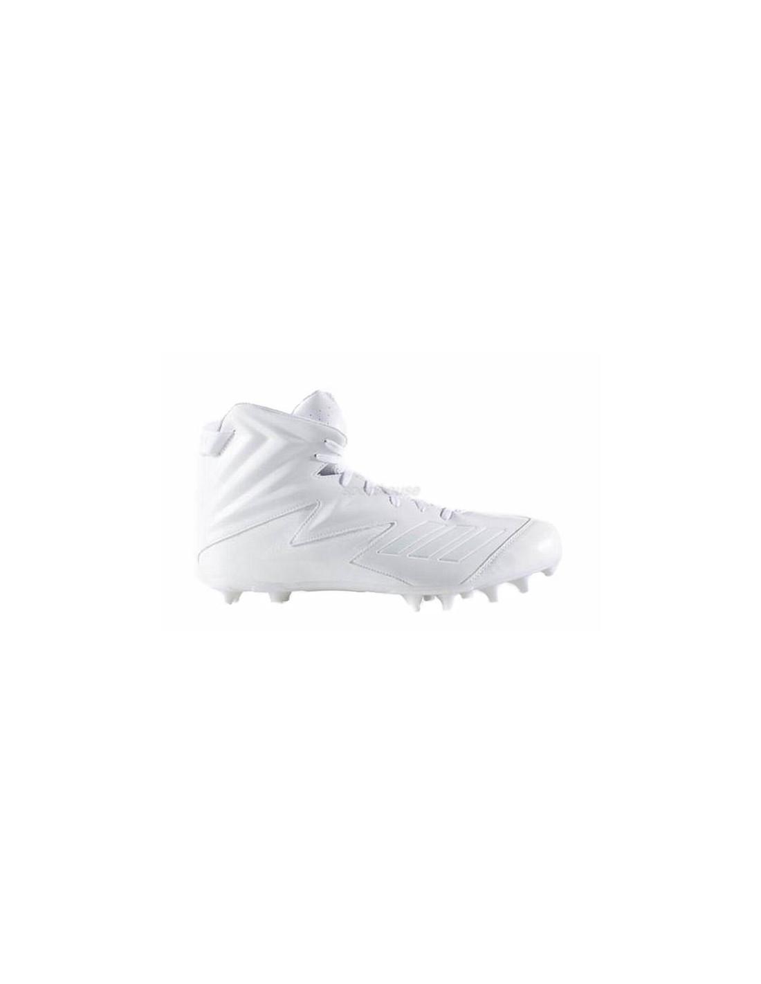 Adidas Freak High Wide White Football