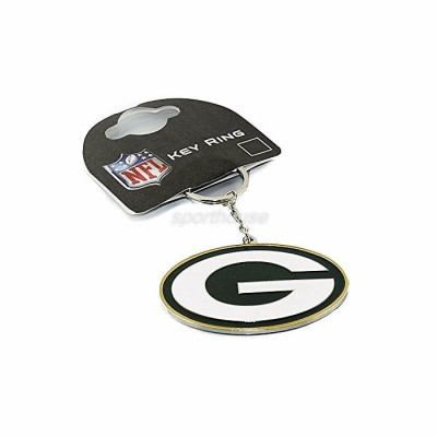 Green Bay Packers Crest Key Ring