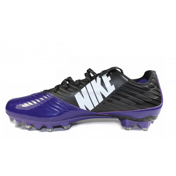 Nike Vapor Speed Low TD black/purple Buty Futbolowe