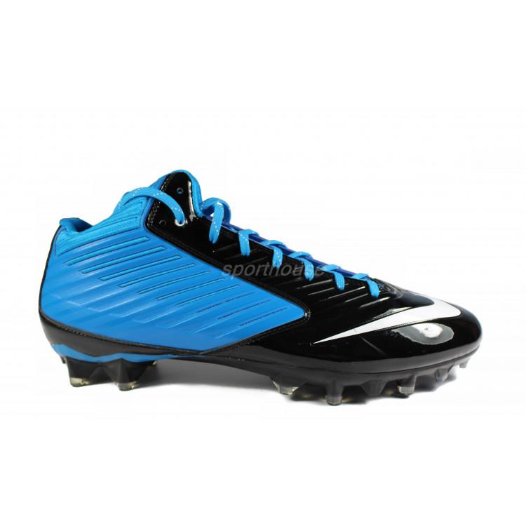 Nike Vapor Speed 3/4 TD black-royal Football Cleatsv