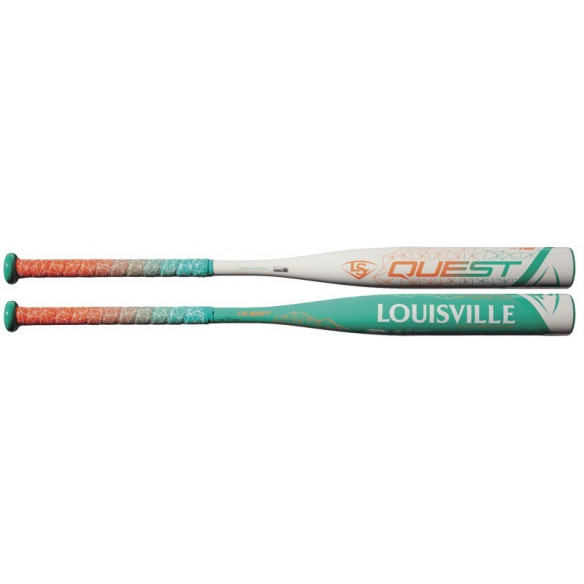 Baseball Bat Louisville Slugger FP QUEST 17 -12 - 4