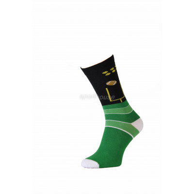 Football socks - American football pitch - 1