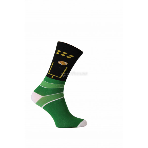 Football socks - American football pitch - 2