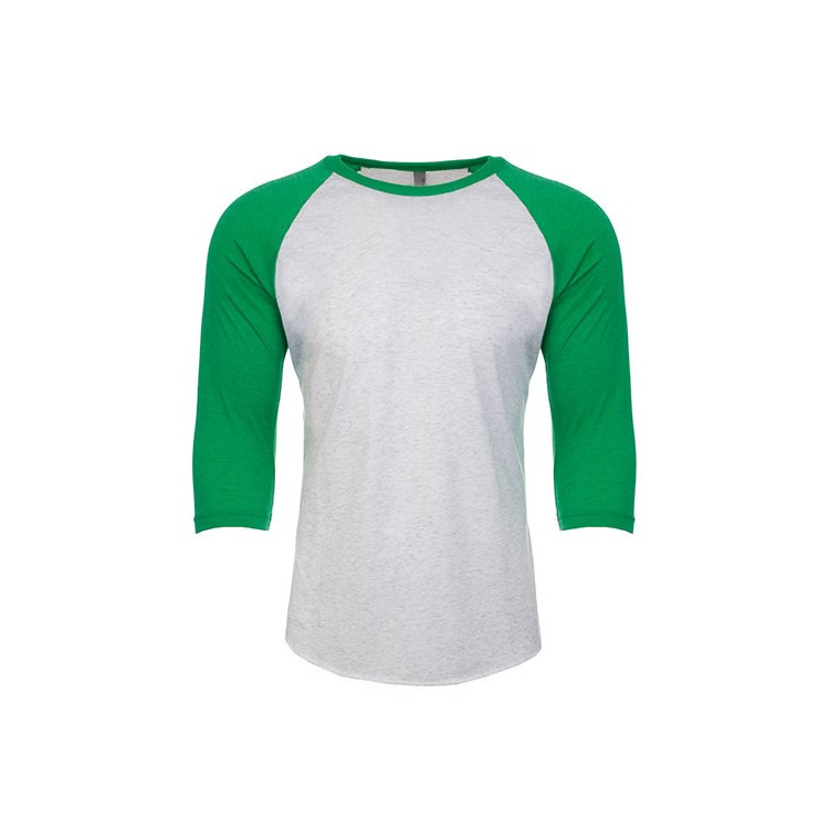 Next Level Koszulka Baseball Tri-Blend 3/4 rękaw - 2 - NX6051